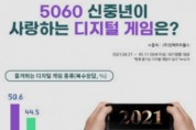 신중년 매일 1시간 스마트폰 게임, '애니팡·피망맞고' 즐겨